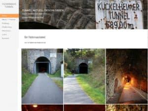 Fledermaustunnel oder Kückelheimer Eisenbahntunnel