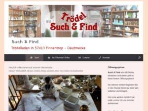 Trödel Laden Such und Find Deutmecke